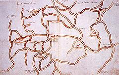 Le antiche vie for Bagno a ripoli mappa