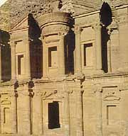 Classical tympana in Jordan (I cent. B.C.)
