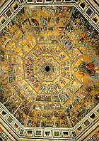 mosaics in the cupola