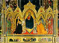 Poliptych in S.Maria Novella